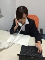 電話対応は任意売却の専門家です